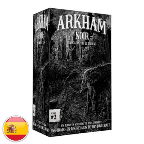 Arkham Noir: Caso 2 - Invocado Por El Trueno
