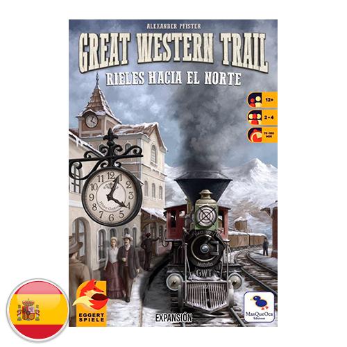 Great Western Trails Rieles Hacia el Norte