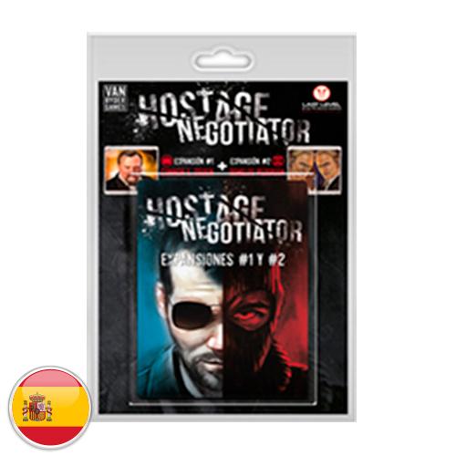 Hostage Negociator Expansiones 1 y 2