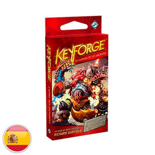 Keyforge Mazo de Arconte