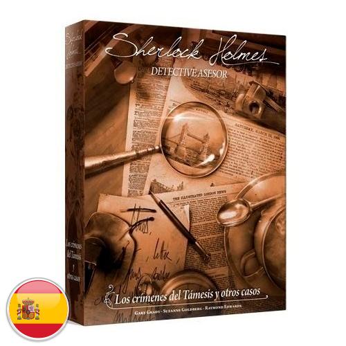 Sherlock Holmes los crímenes del Támesis y Otros casos