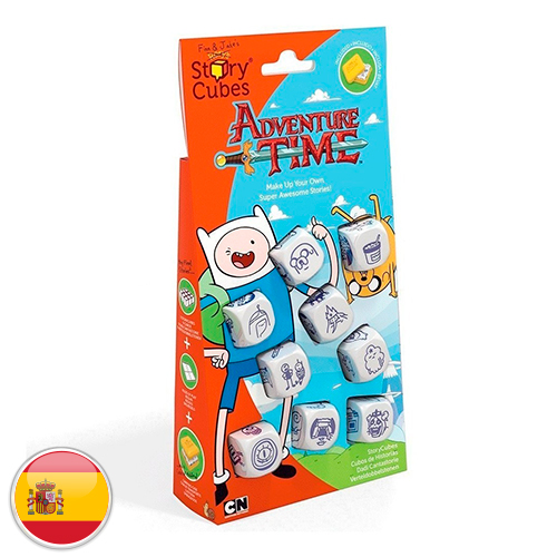 Story Cubes Adventure Time